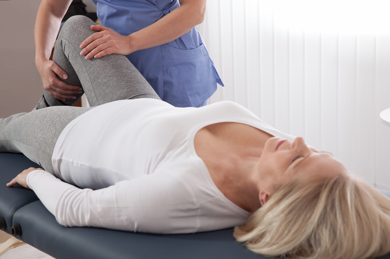 Kick Knee and Hip Pain to the Curb with Physiotherapy